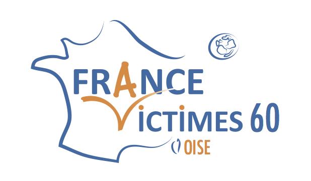 Logo FRANCE VICTIMES 60